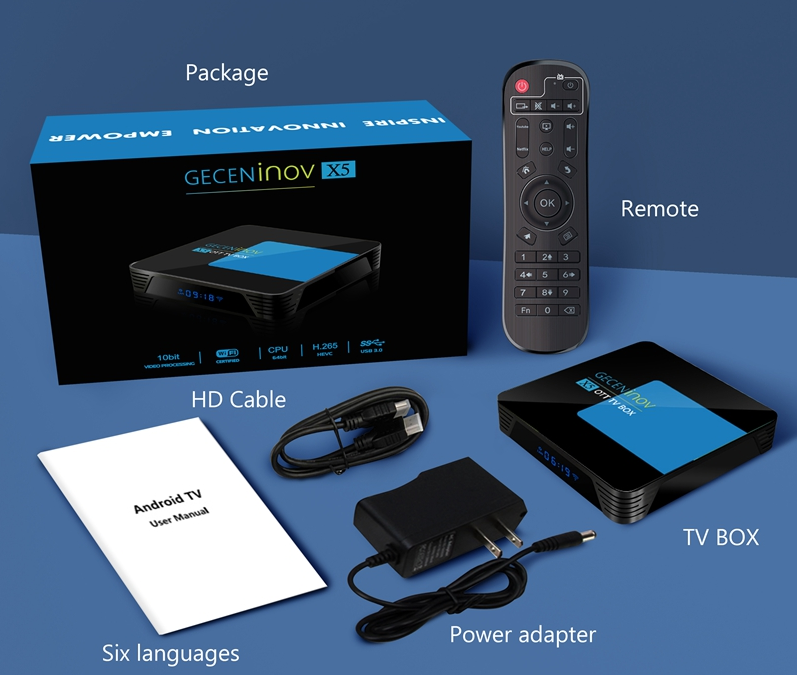 Small Size, Big Features, Why Are Android TV Boxes Popular?cid=8
