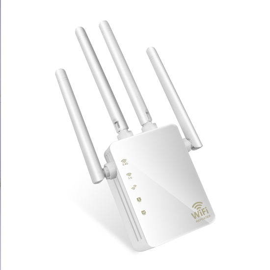 WD-R1200U 5G Wifi Repeater 5Ghz Wifi Extender 1200Mbps