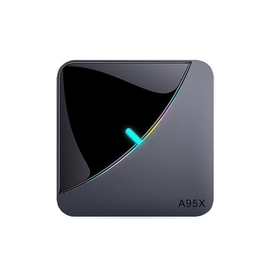 A95 F3 AIR Amlogic S905X3 USB3.0 1080P H.265 4K 60fps Smart TV Box