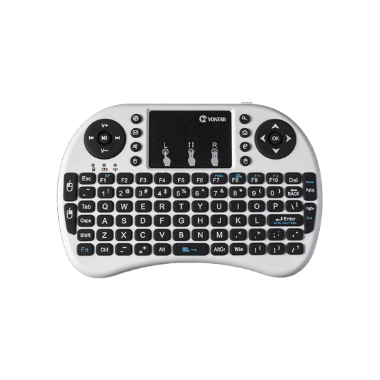 I8 Multi-Language 2.4GHz Wireless Keyboard Air Mouse Work With Android TV BOX