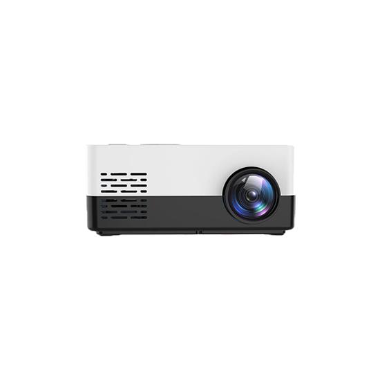 J16 Projector 320x240 Pixels Supports 1080P HDMI-Compatible USB Audio Portable Home Media Video Player