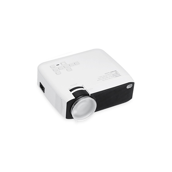 Mini Projector 480P Led WiFi High Bright Android WiFi HD Smart Projector Home Theater Cinema 3D Movie